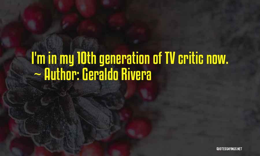 Geraldo Rivera Quotes 2146675