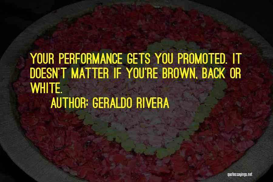 Geraldo Rivera Quotes 363269