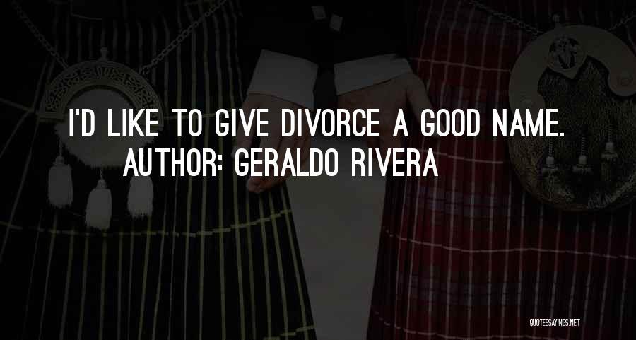 Geraldo Rivera Quotes 911940