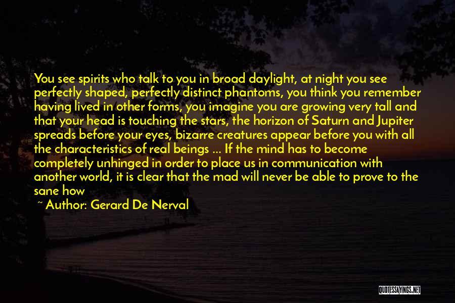 Gerard De Nerval Quotes 1279877