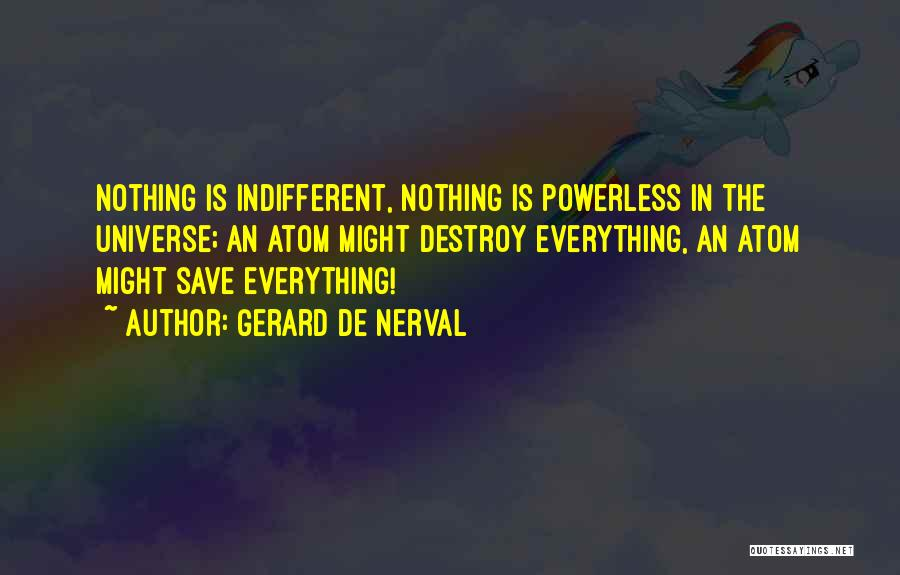 Gerard De Nerval Quotes 141445