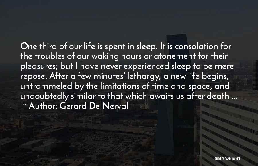 Gerard De Nerval Quotes 1911912