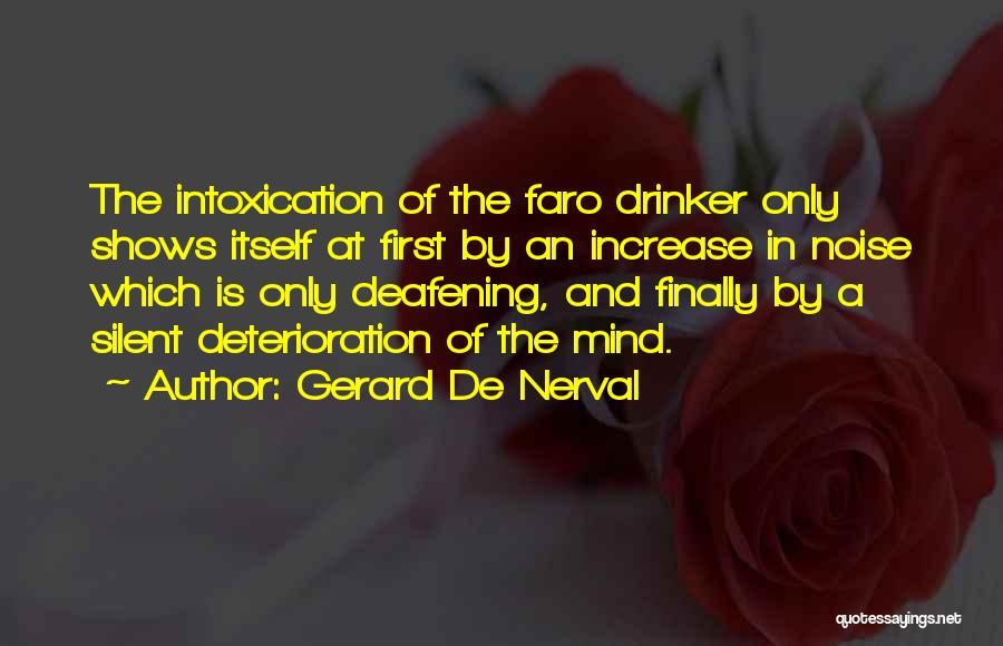 Gerard De Nerval Quotes 225547