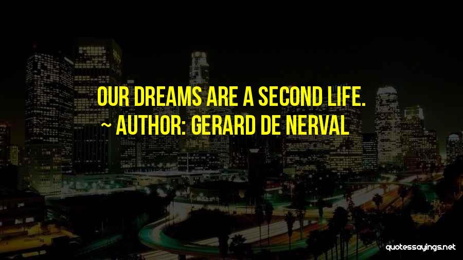 Gerard De Nerval Quotes 255331