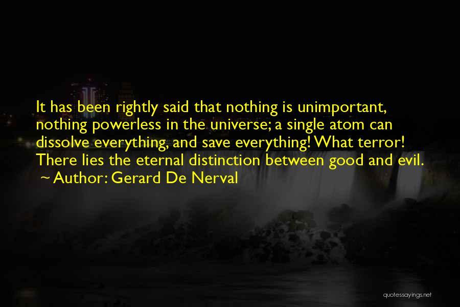 Gerard De Nerval Quotes 312255