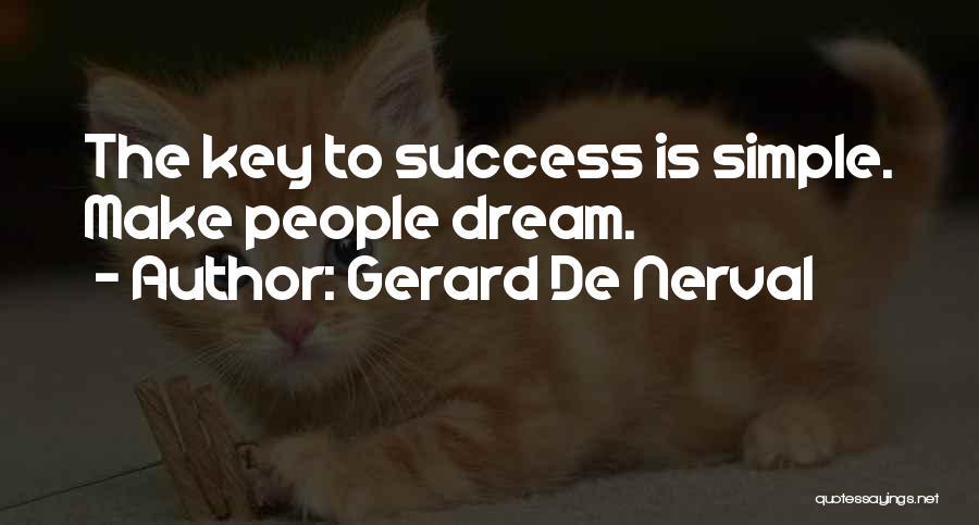 Gerard De Nerval Quotes 873778