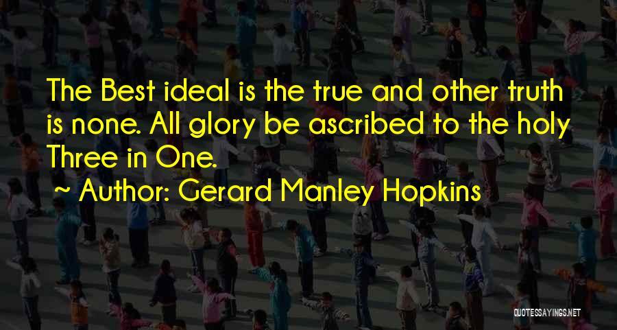 Gerard Manley Hopkins Quotes 1032476