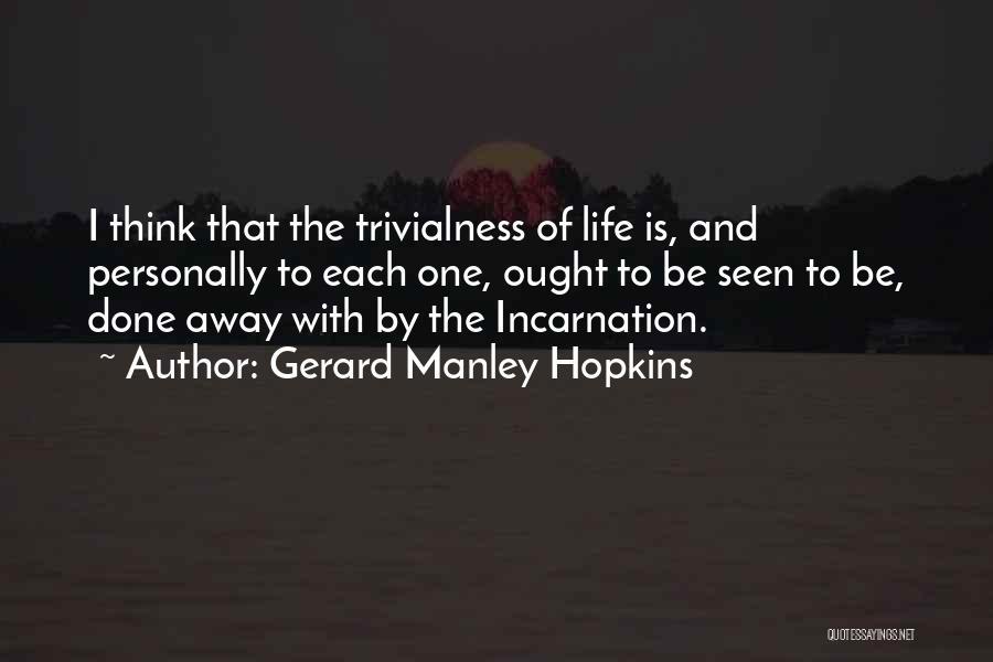 Gerard Manley Hopkins Quotes 1258003