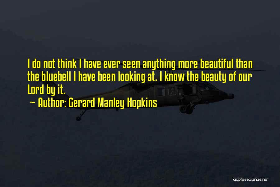 Gerard Manley Hopkins Quotes 1313264