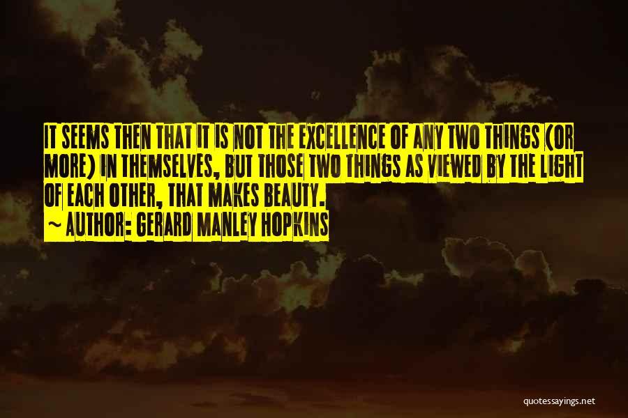 Gerard Manley Hopkins Quotes 135178
