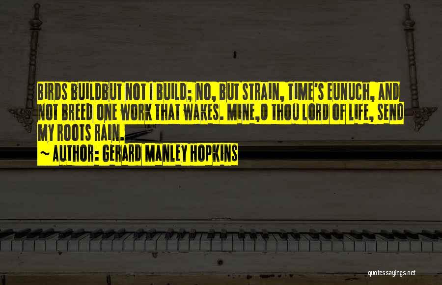 Gerard Manley Hopkins Quotes 1391928