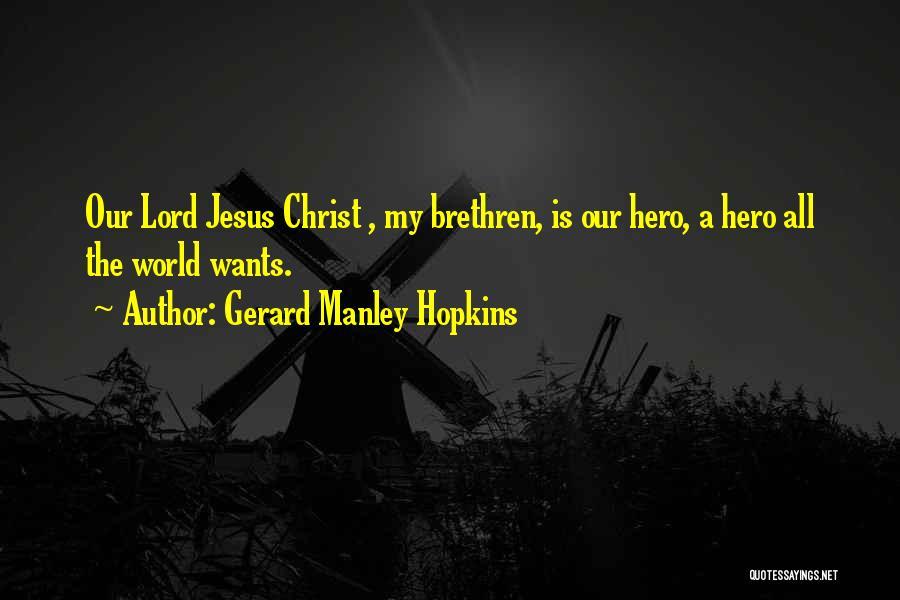 Gerard Manley Hopkins Quotes 1414500