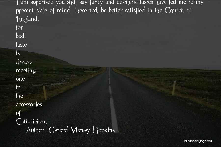 Gerard Manley Hopkins Quotes 145721