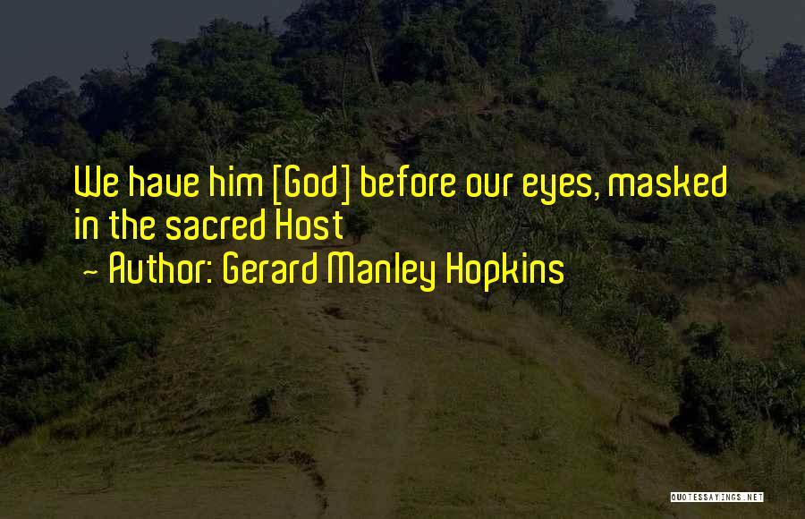 Gerard Manley Hopkins Quotes 1600262
