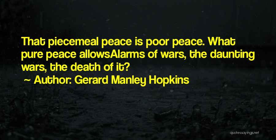 Gerard Manley Hopkins Quotes 1613384