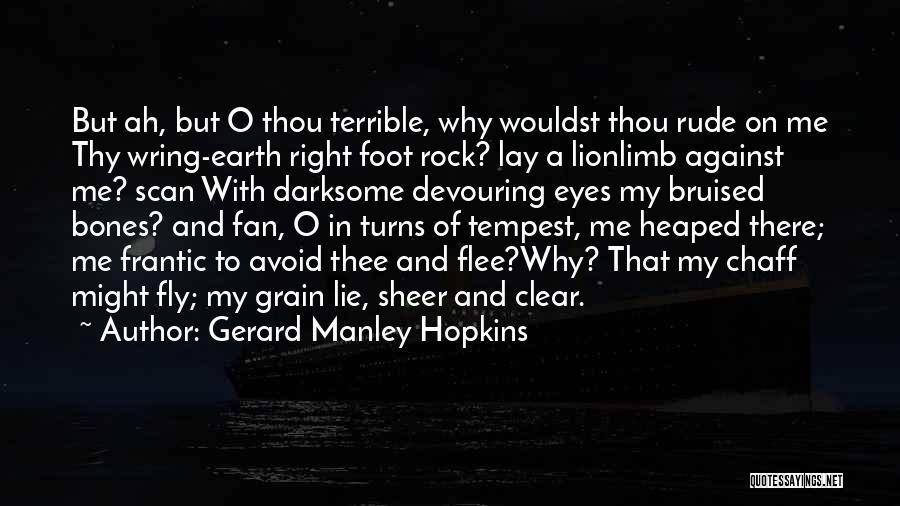 Gerard Manley Hopkins Quotes 1684887