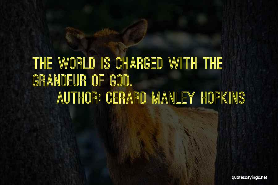 Gerard Manley Hopkins Quotes 1703558