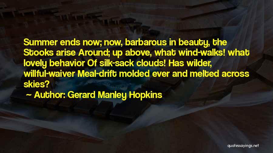 Gerard Manley Hopkins Quotes 178640