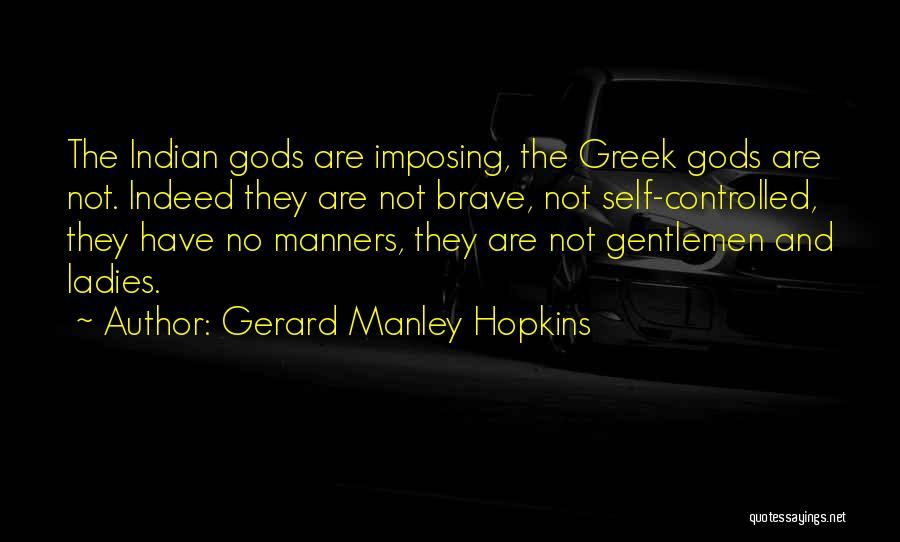 Gerard Manley Hopkins Quotes 1806676