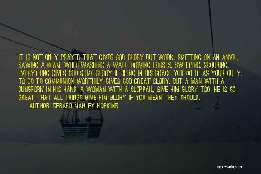 Gerard Manley Hopkins Quotes 181736