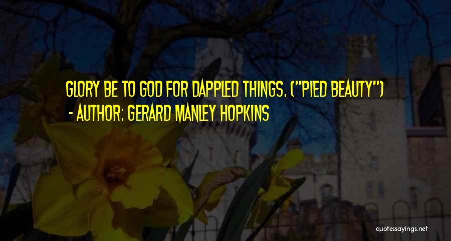 Gerard Manley Hopkins Quotes 1848782