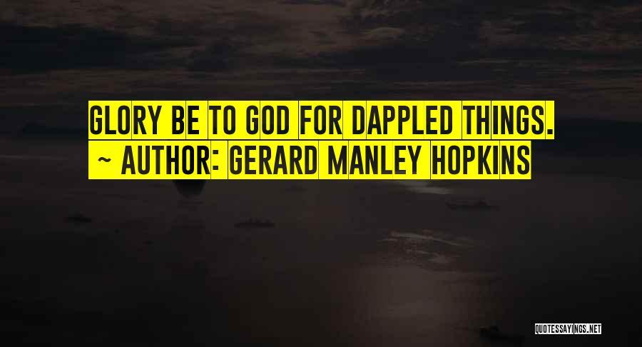 Gerard Manley Hopkins Quotes 186966