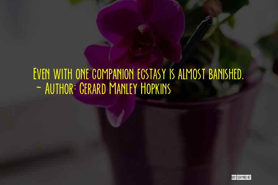 Gerard Manley Hopkins Quotes 1928192