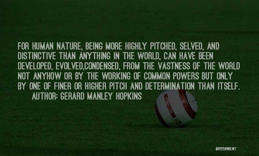 Gerard Manley Hopkins Quotes 219135