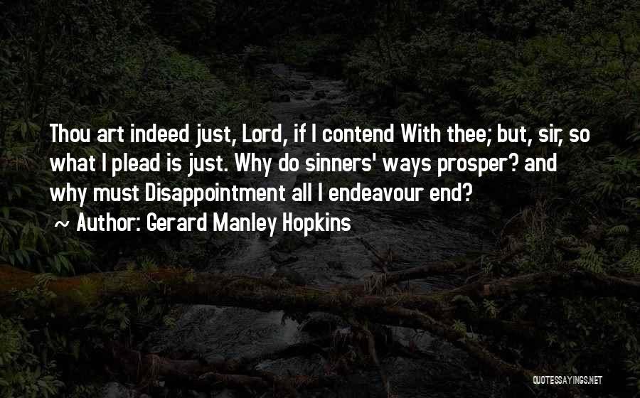 Gerard Manley Hopkins Quotes 2260815