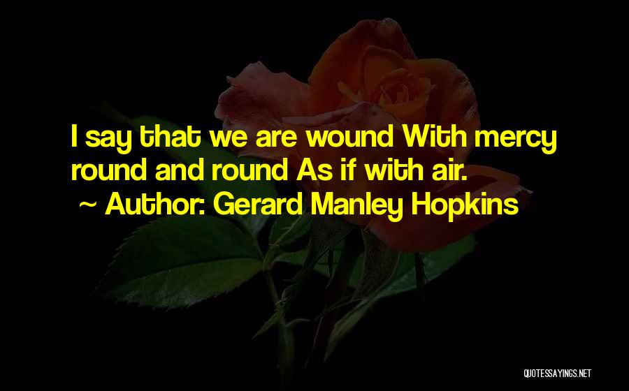 Gerard Manley Hopkins Quotes 326496