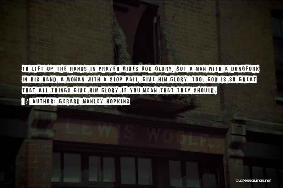 Gerard Manley Hopkins Quotes 342129