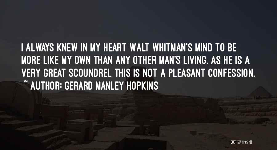 Gerard Manley Hopkins Quotes 393421