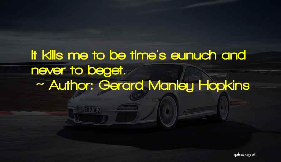 Gerard Manley Hopkins Quotes 415564