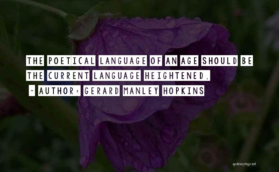 Gerard Manley Hopkins Quotes 429999