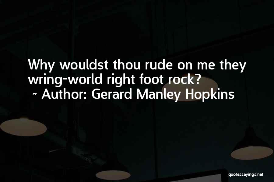 Gerard Manley Hopkins Quotes 489435
