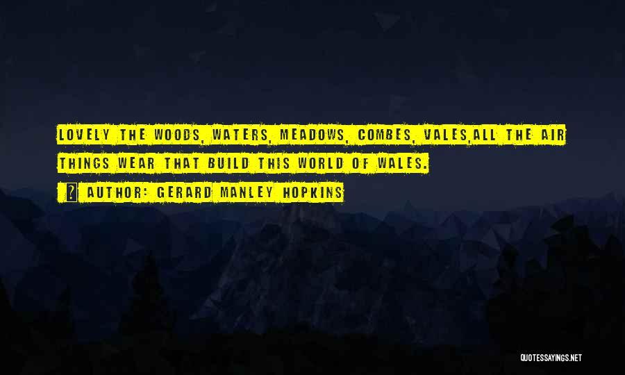 Gerard Manley Hopkins Quotes 719524