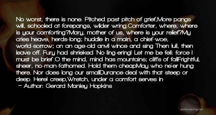 Gerard Manley Hopkins Quotes 959805