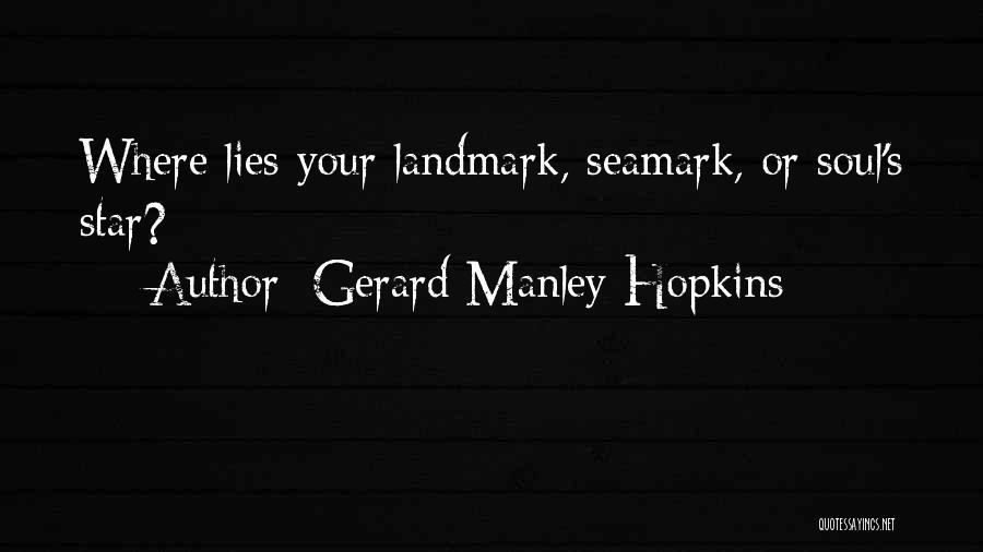 Gerard Manley Hopkins Quotes 977277