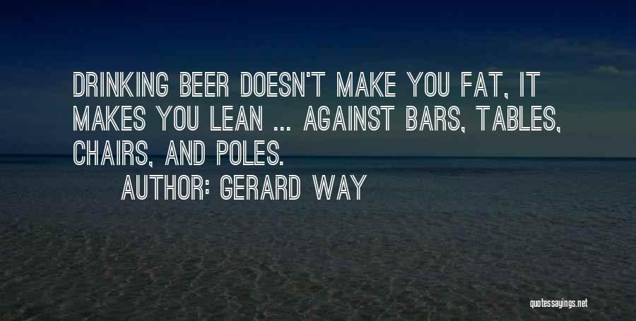 Gerard Way Quotes 1041486