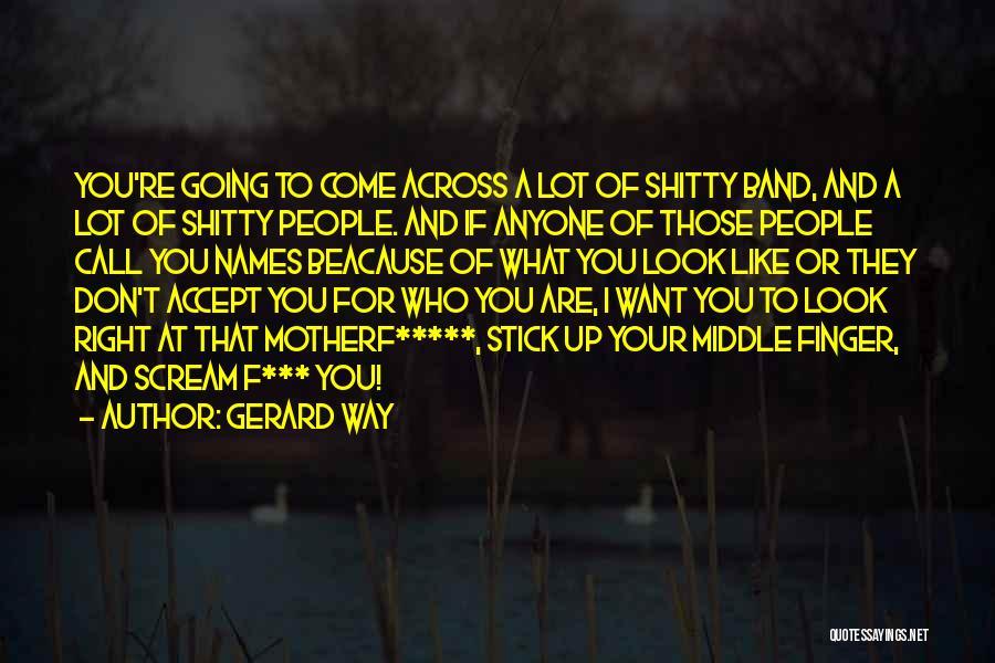 Gerard Way Quotes 1104729