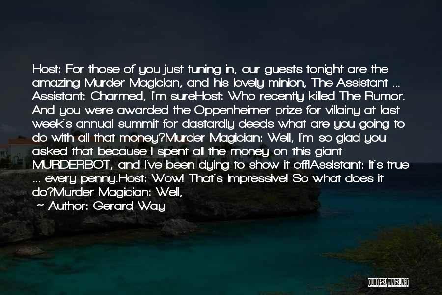 Gerard Way Quotes 1117828