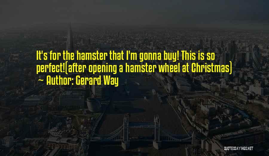 Gerard Way Quotes 1165547