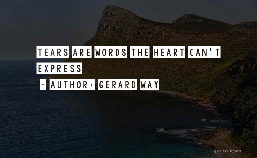 Gerard Way Quotes 1171860