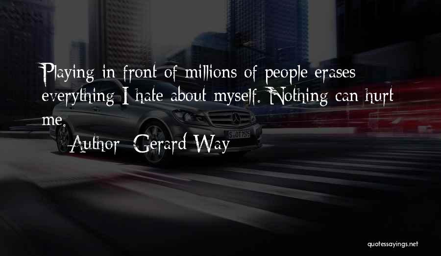 Gerard Way Quotes 1182912