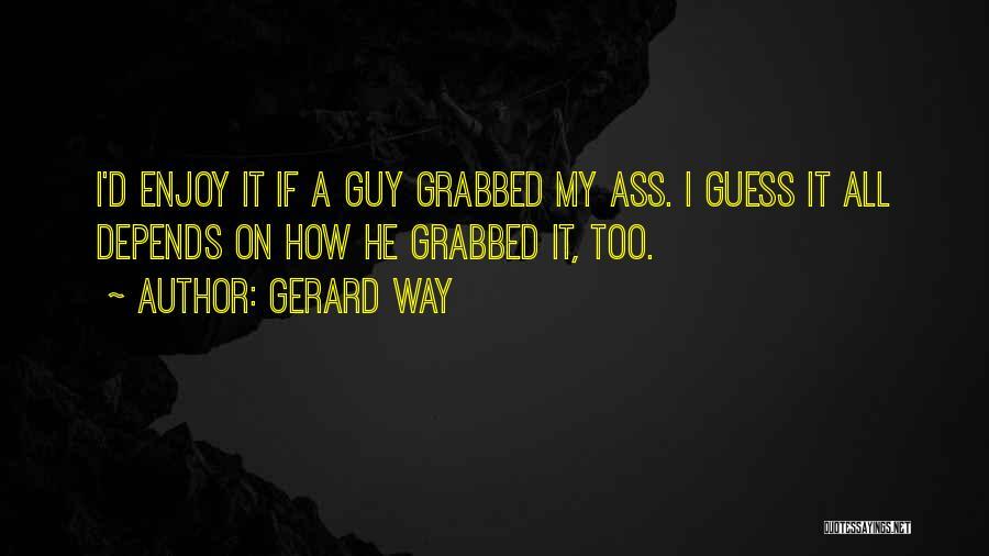 Gerard Way Quotes 1196365