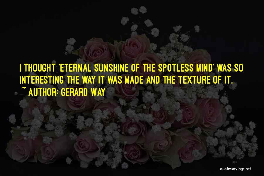 Gerard Way Quotes 1196719