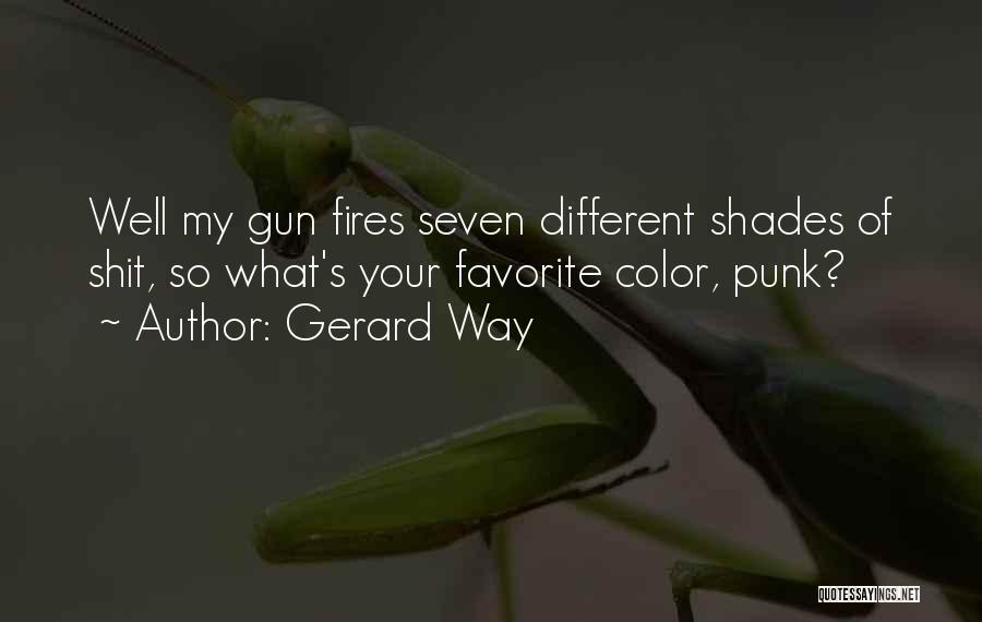 Gerard Way Quotes 1208370