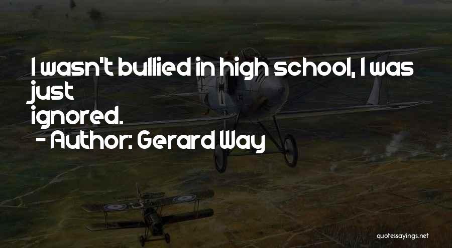 Gerard Way Quotes 1209678