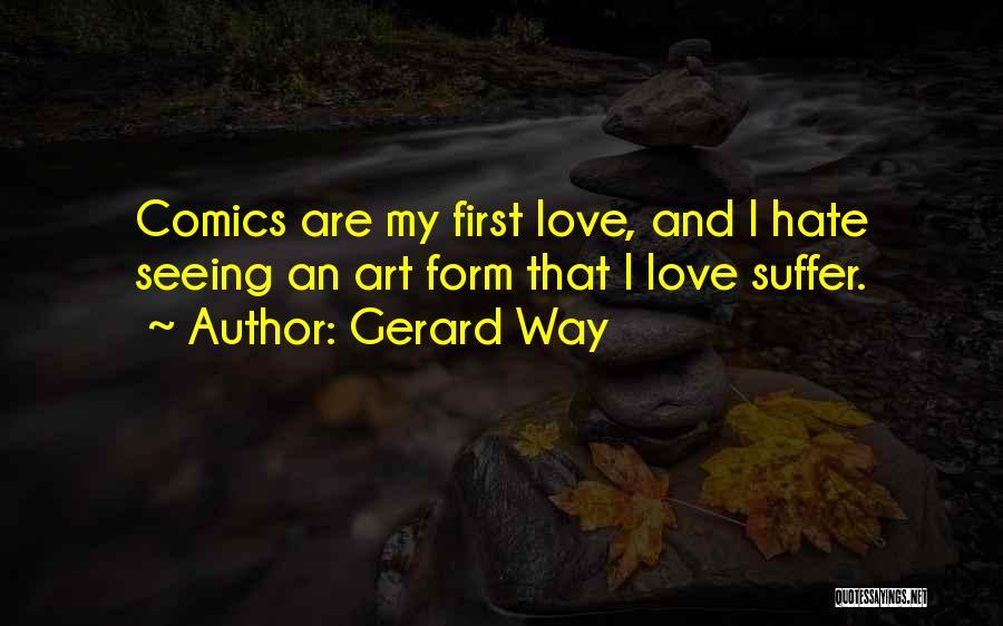 Gerard Way Quotes 1257331