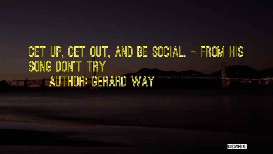 Gerard Way Quotes 126227